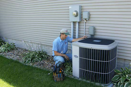 Residential Home Heating/Air Conditioning in Dallas Fort Worth